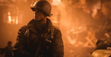 <em>Call of Duty: WWII</em> no contendrá misiones del Eje en su campaña