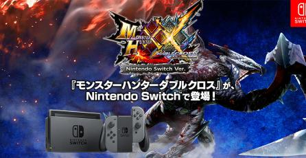 <em>Monster Hunter XX</em> anunciado para Nintendo Switch