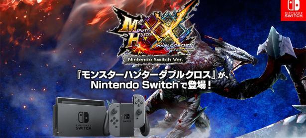 <em>Monster Hunter XX</em> anunciado para Nintendo Switch