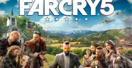 Ubisoft presenta el primer tráiler de <em>Far Cry 5</em>