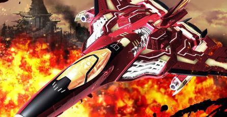 <em>Raiden V: Director's Cut</em> llegará a PS4 y PC