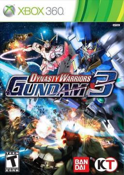 Dynasty Warriors: Gundam 3