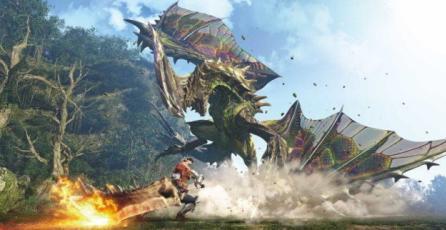 <em>Monster Hunter XX</em> se muestra por primera vez en Nintendo Switch