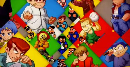 <em>River City Ransom: Knights of Justice</em> llegará a Occidente