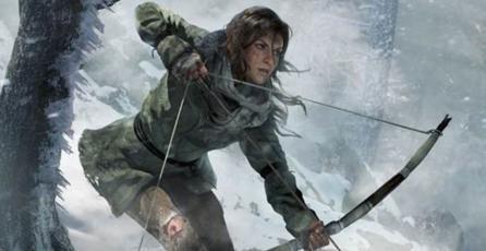 Este increíble cosplay de Lara Croft incluye un oso real