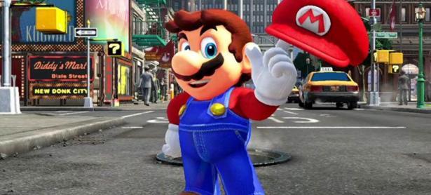 RUMOR: <em>Super Mario Odyssey</em> llegará en noviembre
