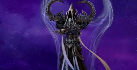 Malthael de <em>Diablo III</em> es el nuevo héroe de <em>Heroes of the Storm</em>
