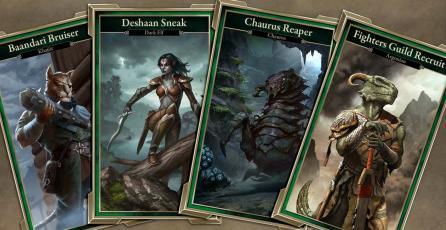 <em>The Elder Scrolls: Legends</em> ya está disponible en Steam y tablets Android