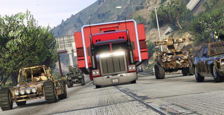 Revelan detalles de la actualización Gunrunning para <em>GTA Online</em>