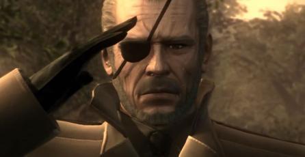Anuncian concierto sinfónico de <em>Metal Gear Solid</em> en Japón