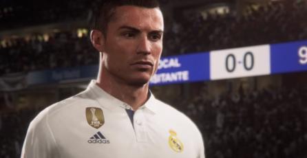<em>FIFA 18</em> llegará en septiembre a la Nintendo Switch