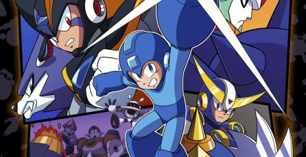 Es oficial: <em>Mega Man Legacy Collection 2</em> está en camino