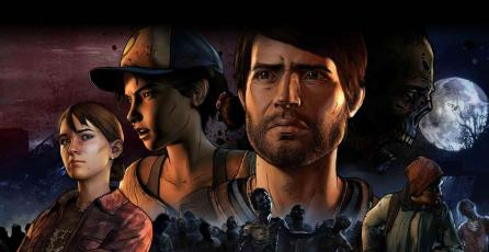 <em>The Walking Dead - A New Frontier</em>
