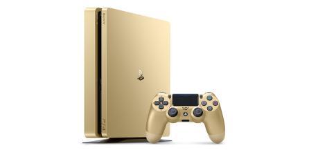 Sony anuncia descuentos en consola PS4 Gold