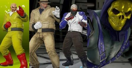 Los mejores personajes del creador de luchadores de <em>Tekken 7</em>
