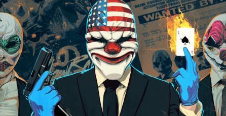 <em>Payday 2</em> se encuentra gratis en Steam por tiempo limitado