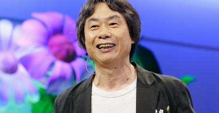 Shigeru Miyamoto habla sobre Super Nintendo World
