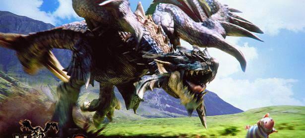 Capcom registró la marca <em>Monster Hunter: World</em>