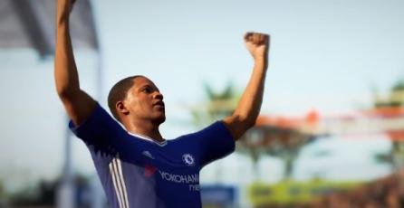 La historia de Alex Hunter continúa en The Journey para <em>FIFA 18</em>