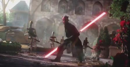 Acá está el debut del multijugador de <em>Star Wars Battlefront II</em>