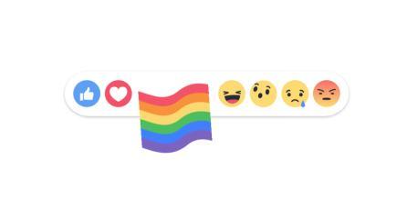 Facebook añade nueva reacción promoviendo el movimiento LGBT