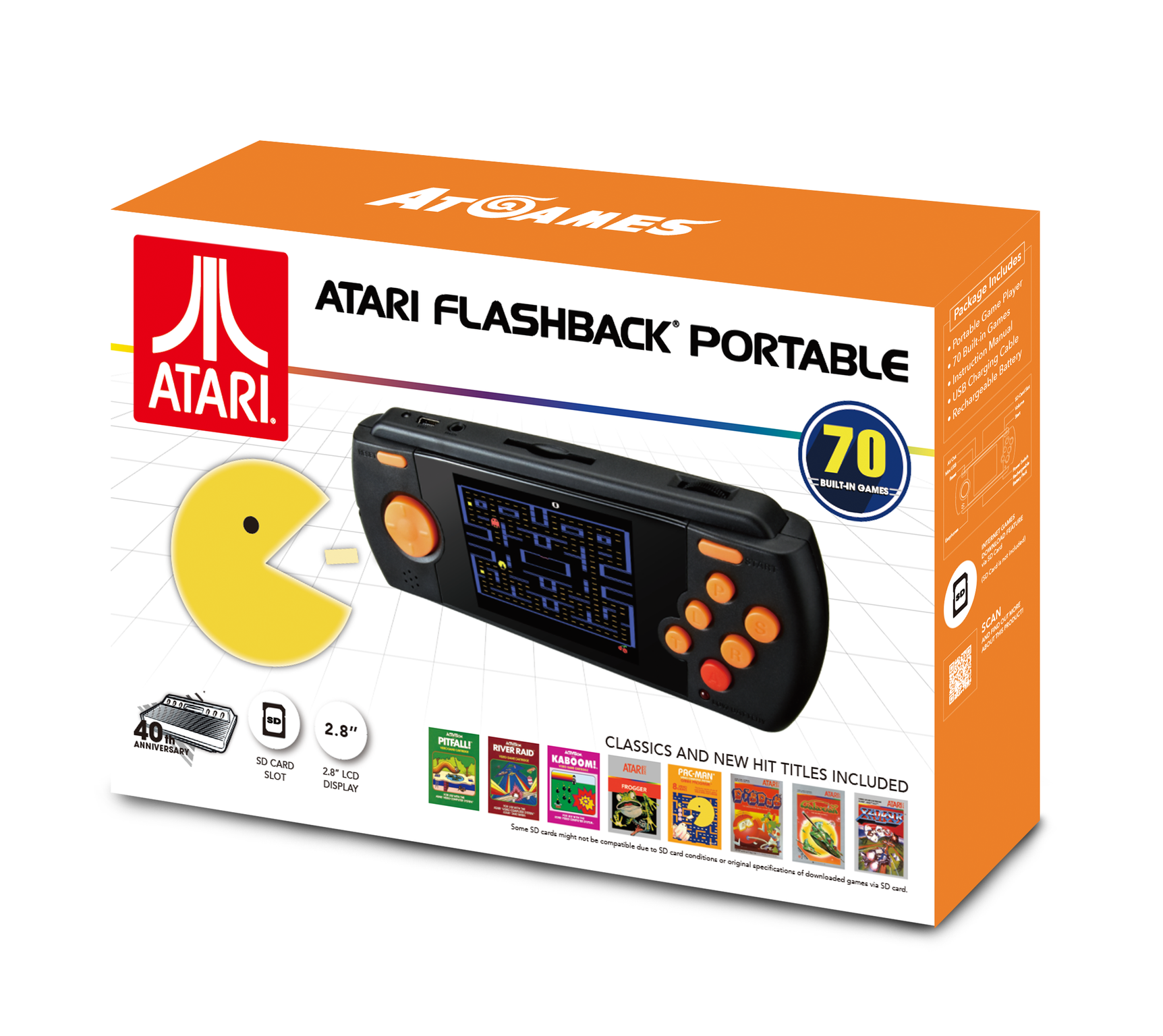 Nueva Version Del Atari Flashback Incluira 120 Juegos De Atari 2600