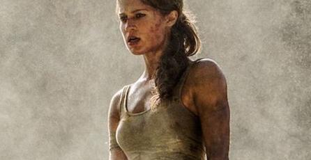 Terminó el rodaje de la cinta de <em>Tomb Raider</em>
