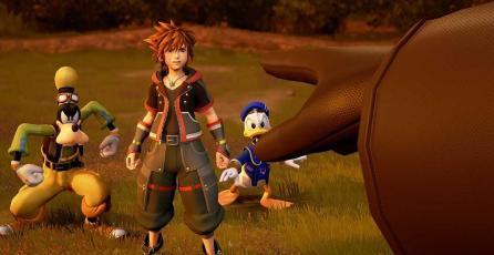 Square Enix presenta por sorpresa un nuevo tráiler de <em>Kingdom Hearts III</em>