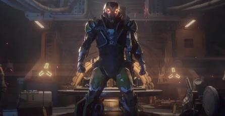 BioWare comparte más detalles de <em>Anthem</em>