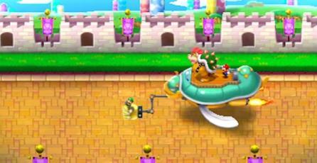 Confirman <em>Mario & Luigi: Superstar Saga + Bowser's Minions</em> para Nintendo 3DS