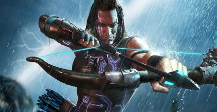 Lanzan gameplay de Eagle en <em>Killer Instinct</em>