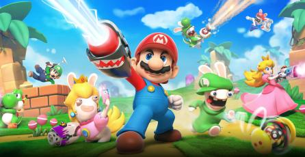 Ya jugamos: <em>Mario + Rabbids Kingdom Battle</em>