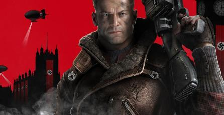 <em>Wolfenstein II: The New Colossus</em> tendrá 100 actores de voz