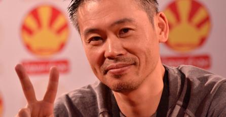 Keiji Infaune abre nuevo estudio con Level-5