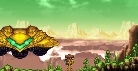Creador de <em>AM2R</em> no tiene problema con la existencia de <em>Metroid: Samus Return</em>