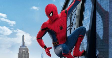 <em>Spider-Man: Homecoming</em> tendrá experiencia VR