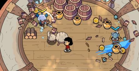 Liberan nuevo gameplay de <em>The Swords of Ditto</em>