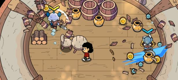 Liberan nuevo gameplay de <em>The Swords of Ditto</em>