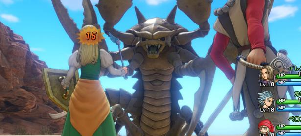 Habrá Nintendo Direct de <em>Dragon Quest XI</em> esta semana