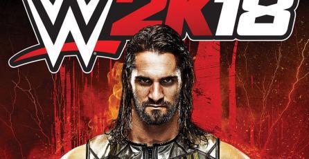 Seth Rollins estará en la portada de <em>WWE 2K18</em>