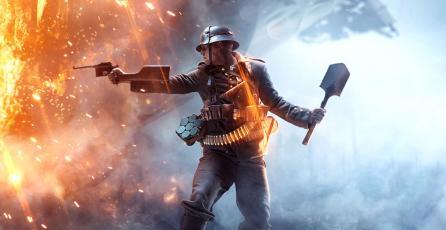 Actualización de junio y mapa Nivelle Nights llegarán mañana a <em>Battlefield 1</em>