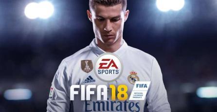 <em>FIFA 18</em> podría retrasarse por culpa de Cristiano Ronaldo
