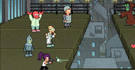 El juego de <em>Futurama</em> para móviles ya tiene fecha de lanzamiento