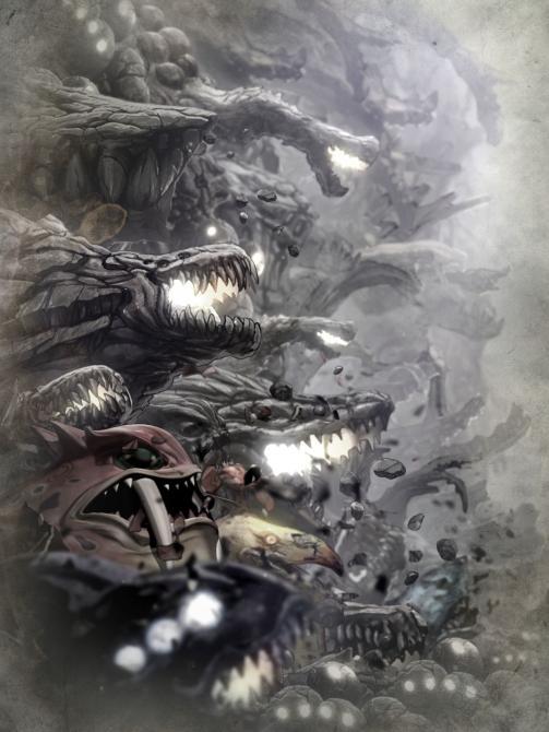 Capturas de <em>Terra Battle 2</em>