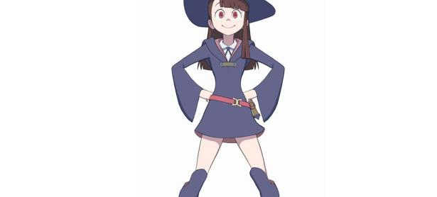 <em>Little Witch Academia</em> llegará en noviembre a Japón