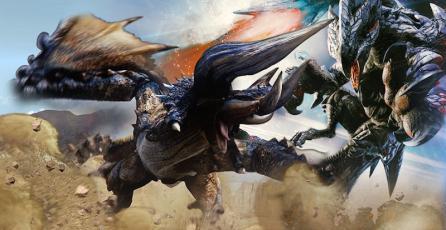 Así es como se ve hasta ahora <em>Monster Hunter XX</em> en Nintendo Switch