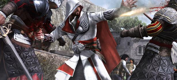 Ya puedes jugar <em>Assassin's Creed: Brotherhood</em> en Xbox One
