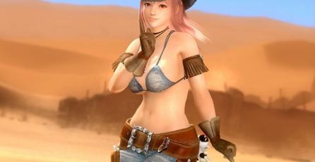 Jugadores podrán oler a las chicas en <em>Dead or Alive Xtreme Sense</em>