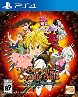 The Seven Deadly Sins: Knights of Britannia