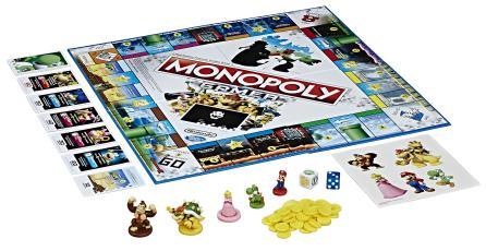 Estrenan nuevo <em>Monopoly Gamer</em> con temática de <em>Super Mario Bros.</em>